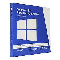 Microsoft Windows 8.1 Professional 64-bit Russian